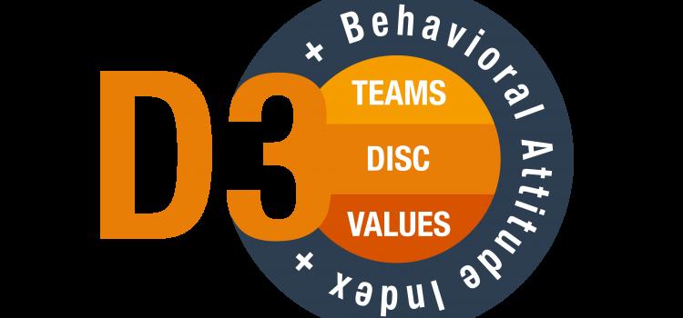Certyfikat D3 DISC dla 4Value