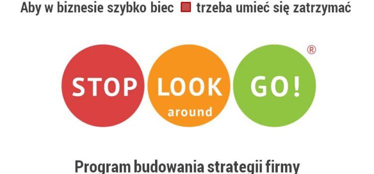 Program Budowania Strategii Firmy STOP-LOOK-GO®