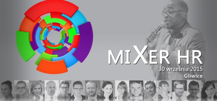 Będziemy na konferencji HR Mixer 30.09.2015