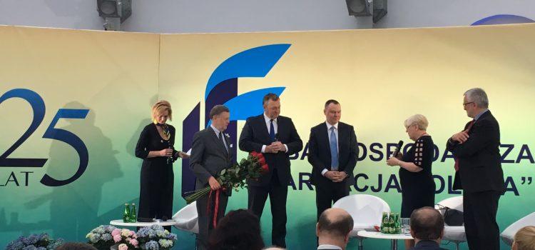 Gala 25 lecia Izby Gospodarczej Farmacja Polska