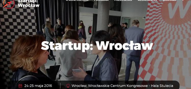 Start Up Wrocław