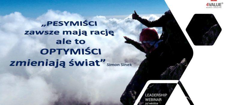 LEADERSHIP W NIEPEWNYCH CZASACH