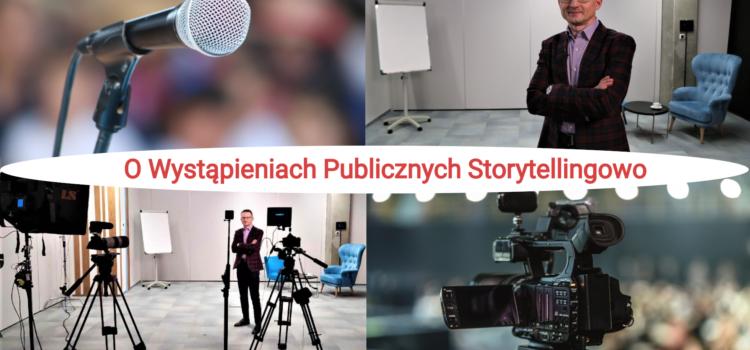 WYSTĄPIENIA PUBLICZNE I STORYTELLING – SHOWTIME!  – VIDEO